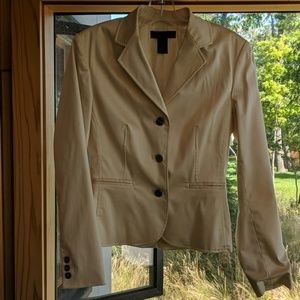 Khaki Limited Suit jackets
